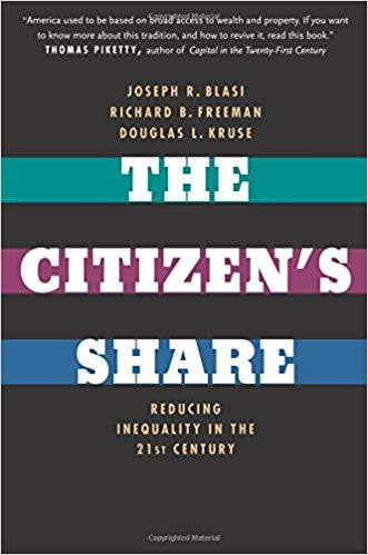 Book Cover for The Citizen's Share