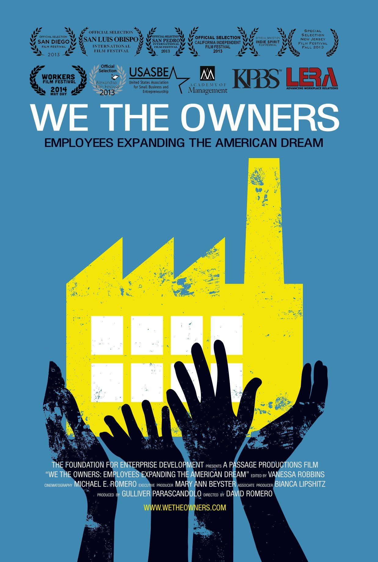 Book Cover for We The Owners